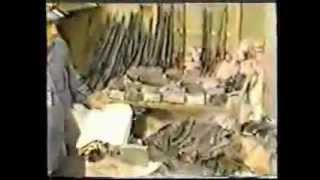 Bhindranwale & Sikhs Weapon collection in Golden Temple 1984
