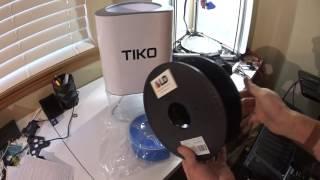 Download lagu Beta Early Bird - Tiko 3d Printer Unboxing & Hardware Review