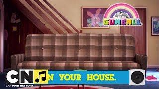 The Amazing World of Gumball | Amazing World of Elmore – Toon Tunes Song | Cartoon Network