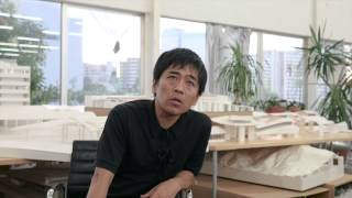 オスカー・ニーマイヤー展 西沢立衛氏ショートインタビュー