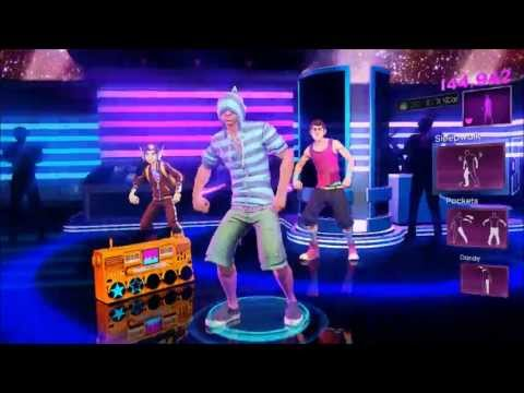 Dance Central 3 - The Way I Are - (Hard/100%/Gold Stars) (DLC)