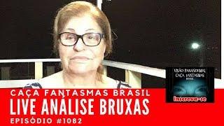 Live Análise do Episódio das Bruxas #1082