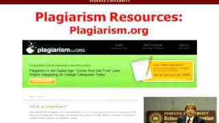 5. Reducing Plagiarism