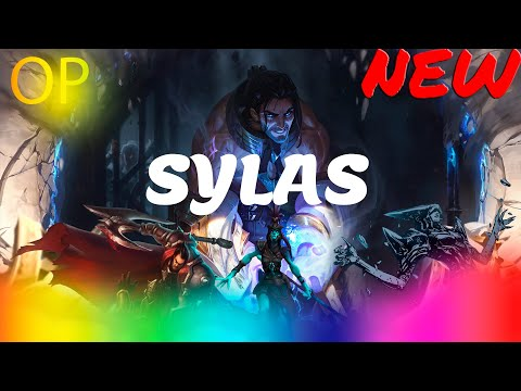 Sylas Ulti (Nidalee - Udyr - Karthus - Jayce - Yasuo - Twitch - Camille - Quinn) - League of Legends
