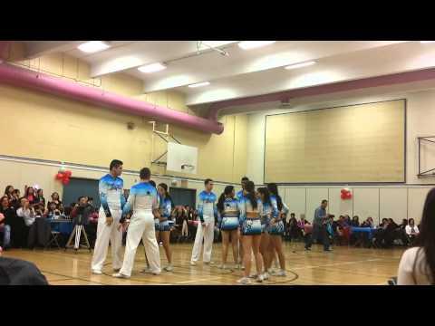 Cheerleading Exhibition Vancouver