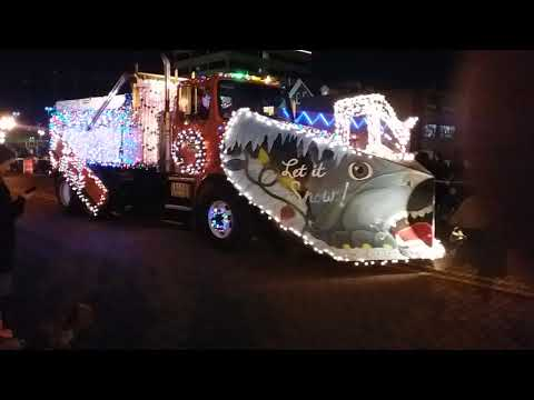Silver Bells in the City Parade 2017 - Lansing, Michigan - 2 of 2