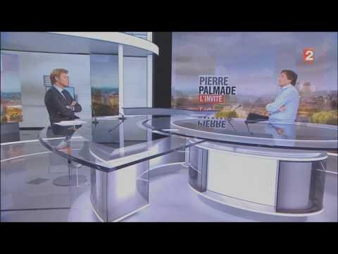 PIERRE PALMADE - INTERVIEW LAURENT DELAHOUSSE - AIMEZ MOI - 04 novembre 2017