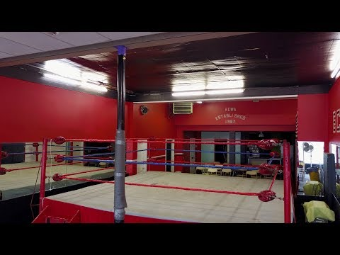 Building your own Wrestling Ring?
