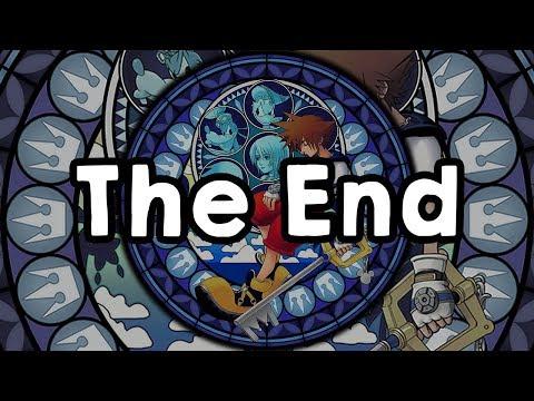 KINGDOM HEARTS 2 | [The End] La Contraseña es SAL