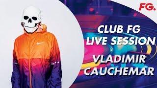 VLADIMIR CAUCHEMAR | CLUB FG MIX LIVE DJ SET  | HALLOWEEN