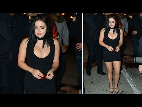 Ariel Winter Leaves Little To The Imagination During Dinner Outing