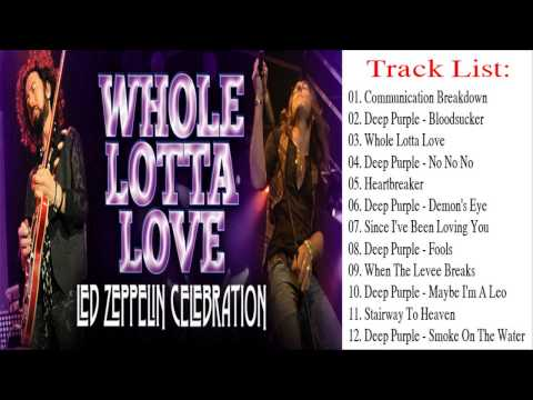 Best Song Of Deep Zeppelin  - Top Hit Whole Lotta Rock[ Full Album 2015]