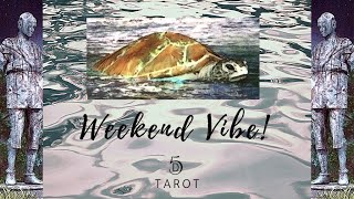 WEEKEND VIBE! ~ Preferring peace to subservience ~ [February 13-15, 2021]