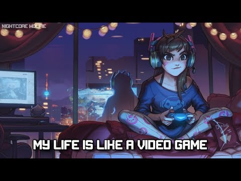 Nightcore - Game Over || Lyrics