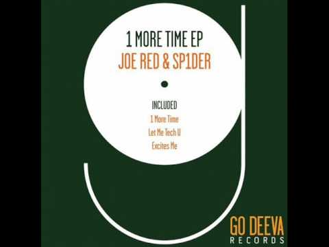 Joe Red, SP1DER - Excites Me (Original Mix)