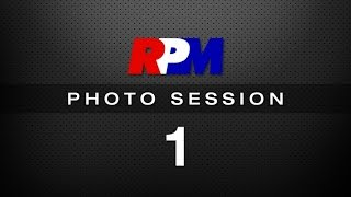 RPM Photoshoot - Session 1 (Behind The Scene)