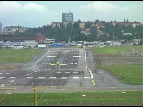 Gratis Parkering Nära Bromma Flygplats