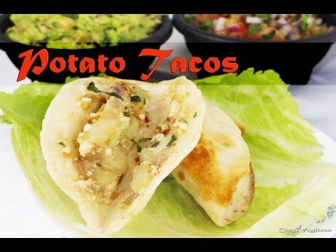 Mexican Potato Tacos Recipe