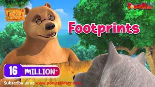 The Jungle Book Footprints