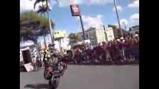Show da Equipe Moto Art em Santo Antônio de Jesus - BA