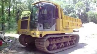 Komatsu Track Off Road Dump Truck
