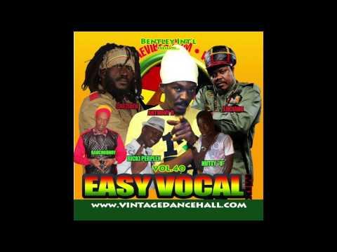 DJ FATHER BENTLEY EASY VOCAL VOL 40