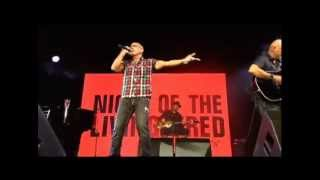 RIGHT SAID FRED -  DEEPLY DIPPY - ACOUSTIC - NIGHT OF THE LIVING FRED TOUR | OFFICIAL MUSIC VIDEO