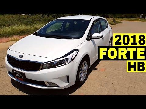 KIA Forte 2018 Hatchback ¡Espacio y 2 Seg Mas Rápido Que 2018 Sedan!