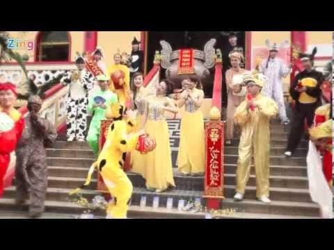 Chúc Xuân 12 Con Giáp -2013  Trendy Girls Band