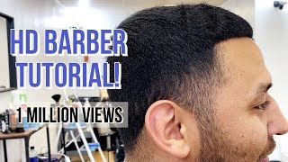 Giving Client A Haircut He Did NOT Want! HD Tutorial!