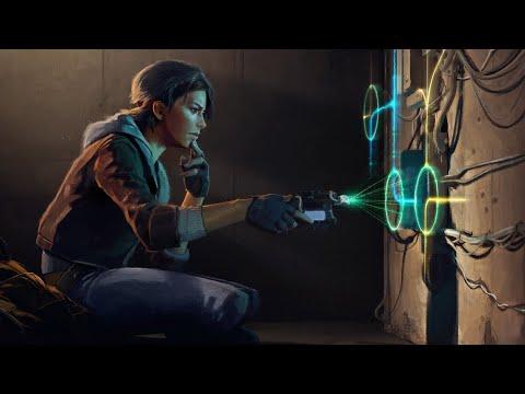 Half-Life:Alyx на Lenovo Explorer