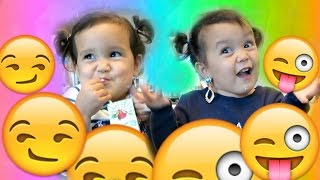FACIAL EXPRESSIONS WITH MK! - September 17, 2016 -  ItsJudysLife Vlogs