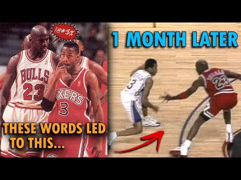 How KARMA Paid Michael Jordan a Visit Through this ICONIC Crossover!