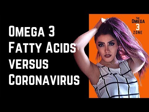 Omega 3 Fatty Acids And Coronavirus – The Immune System ❤️