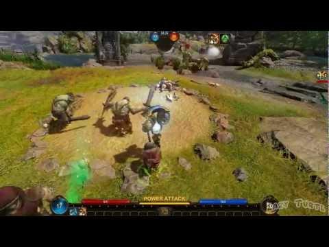 видео: Сапёр Туртл бегает на ходульках по panzar'у