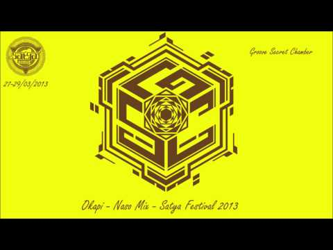 Okapi - Naso Mix for Satya Festival 2013
