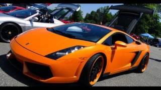 1000HP Heffner Twin Turbo Lamborghini Gallardo Revs, And Accelerations - 2010 FCA Ottawa Demo Zone