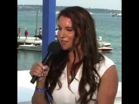 WWE Stephanie McMahon workout routine 2016 - YouTube