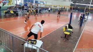 Campeonato Mineiro  2a. Etapa - Dia 1/3 - Intrépido em quadra!