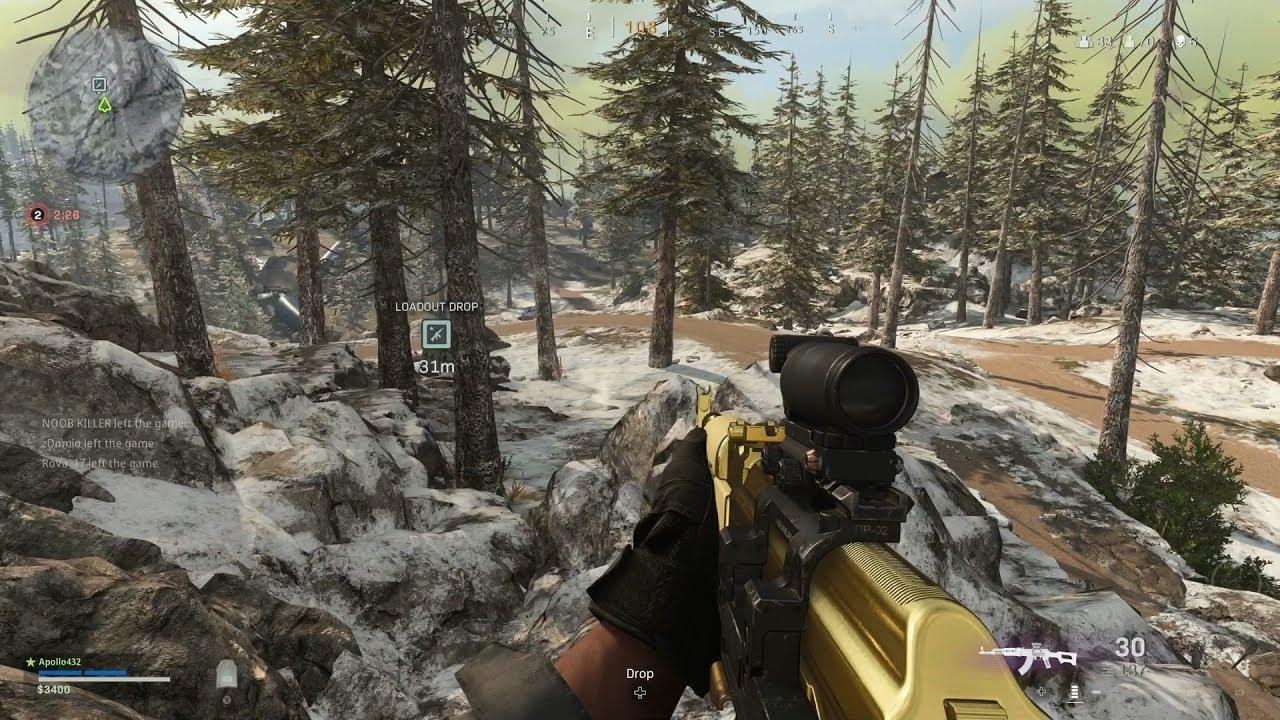 Call Of Duty Modern Warfare Warzone Battle Royale Gameplay No