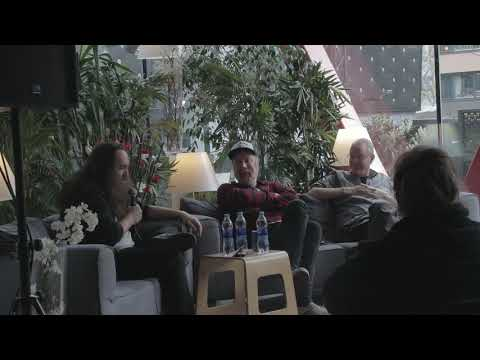 AT THE GATES' Tomas Lindberg and ROADBURN's Walter Hoeijmakers Q&A Panel   Metal Injection