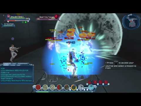 DC Universe Online  BEST DPS POWER IN THE GAME MUNITIONS 2016