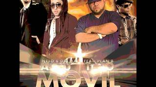Plan B ft Ñego y Dalmata-Automovil Remix letra completa lyrics