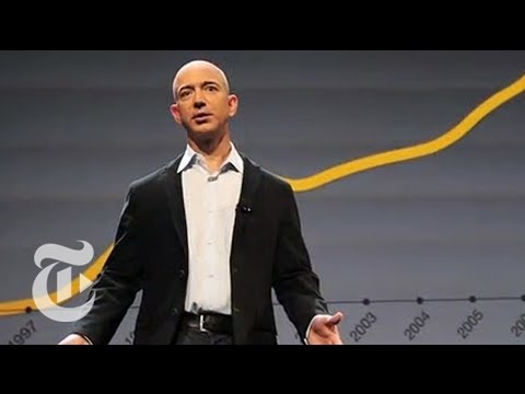 Jeff Bezos: Background on the Amazon Founder Who Bought The Washington Post | The New York Times