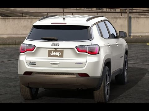 avalia o jeep compass longitude diesel 4x4 youtube. Black Bedroom Furniture Sets. Home Design Ideas