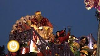 Los Reyes llenan de magia e ilusión Badajoz- Badajoz Online Tv