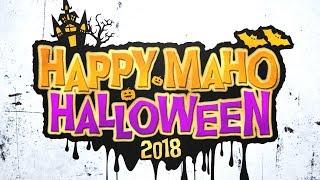 Happy MahoHalloween2018告知動画