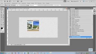 Работа с масками в программе Adobe Photoshop часть2