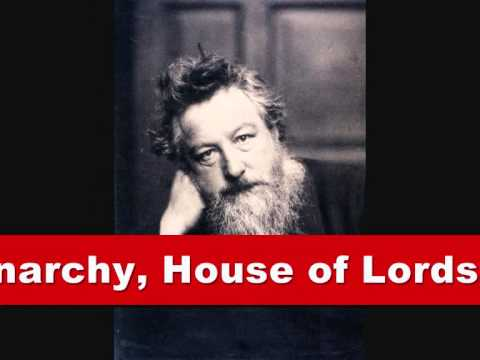 William Morris speech on Whigs, Democrats and Socialists (1888)