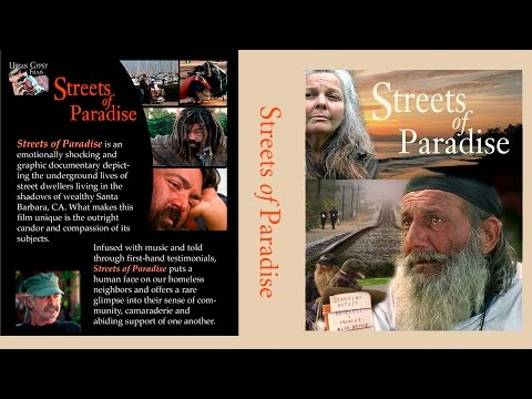 A Graphic Story of Homeless - Streets of Paradise